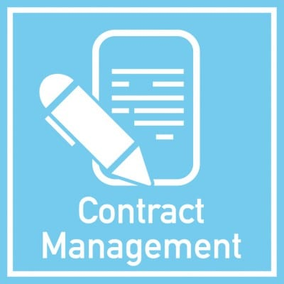 contract management icon