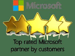 Top Microsoft Partner Logo