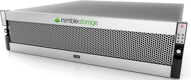 nimble storage device
