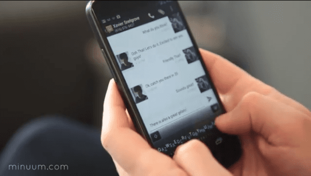 Typing on Mobile Devices