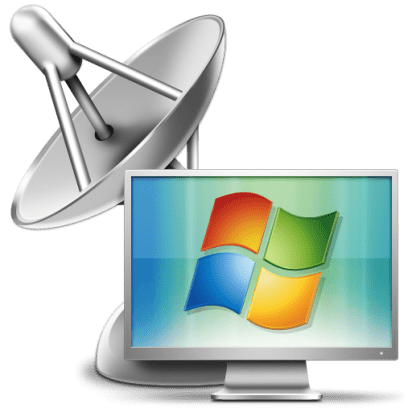 Windows Satellite for direct access