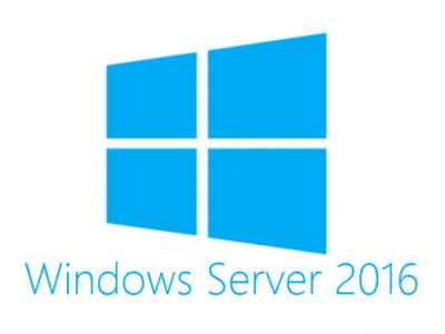 Windows Server 2016 logo