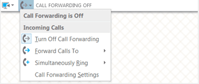 Change How Calls Are Answered in Skype 4 Business - PEI