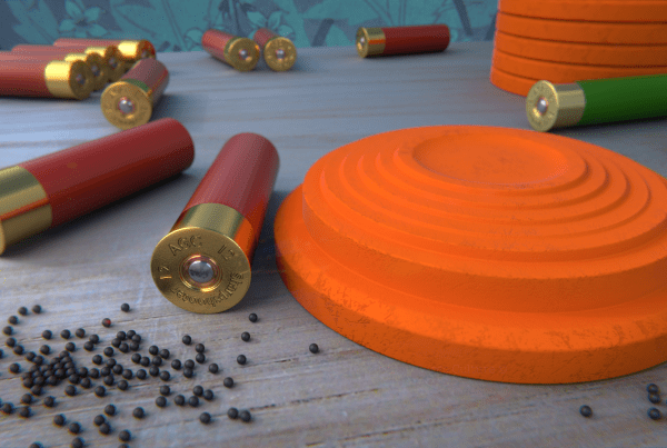 sporting clays and bullets