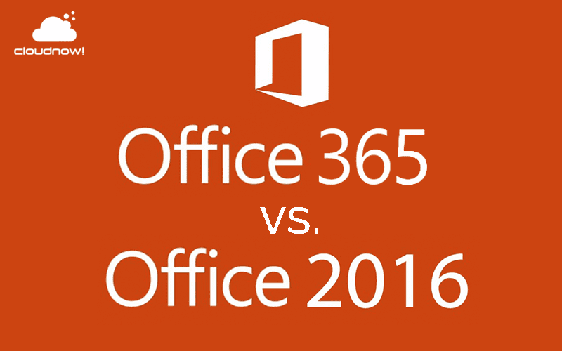 office 365 vs office 2016 words