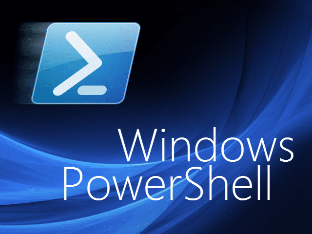 PowerShell and Sharepoint Work together