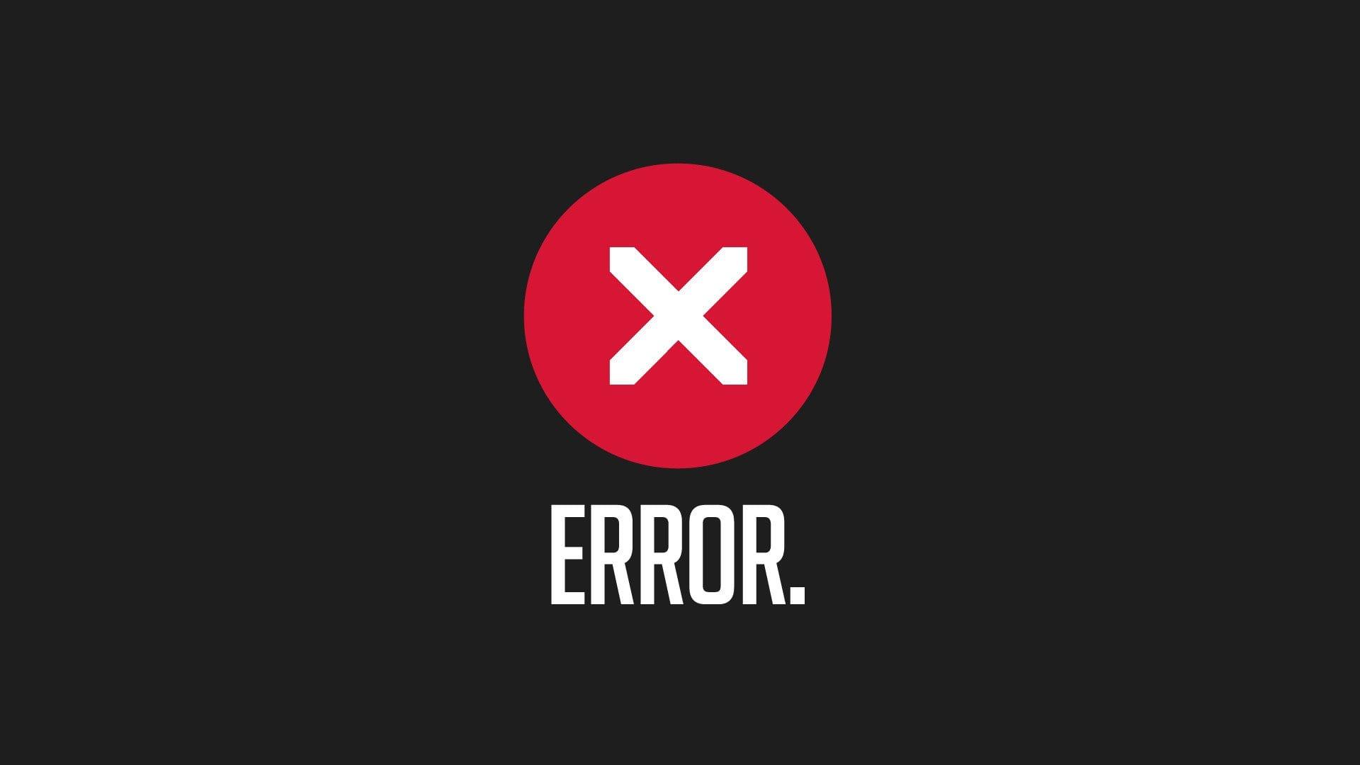 PowerShell Error Message