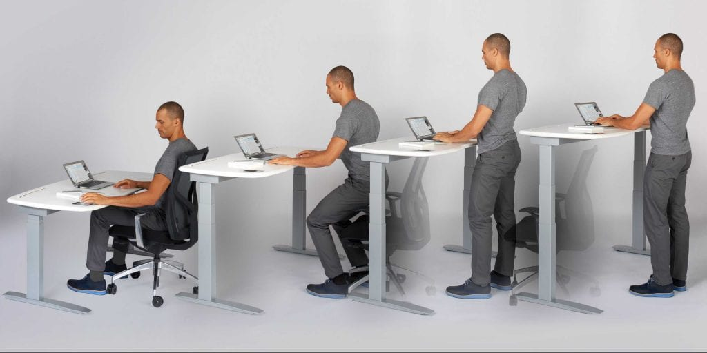 Cons Standing Desks