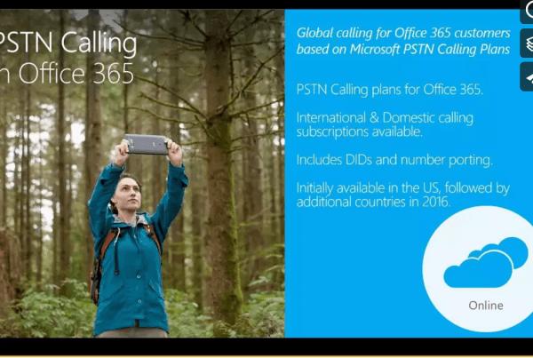 Skype for Business Webinar