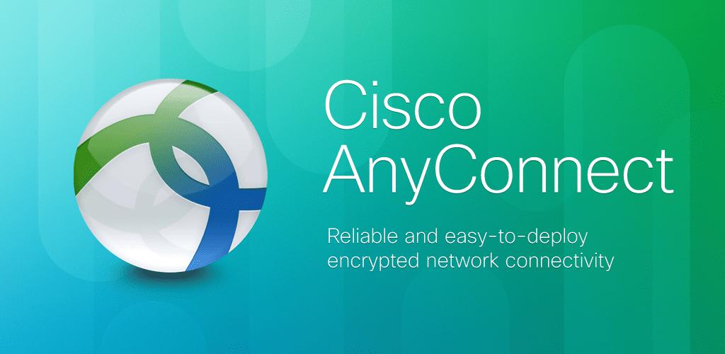 Cisco AnyConnect Icon