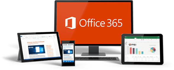 Office 365 Screens