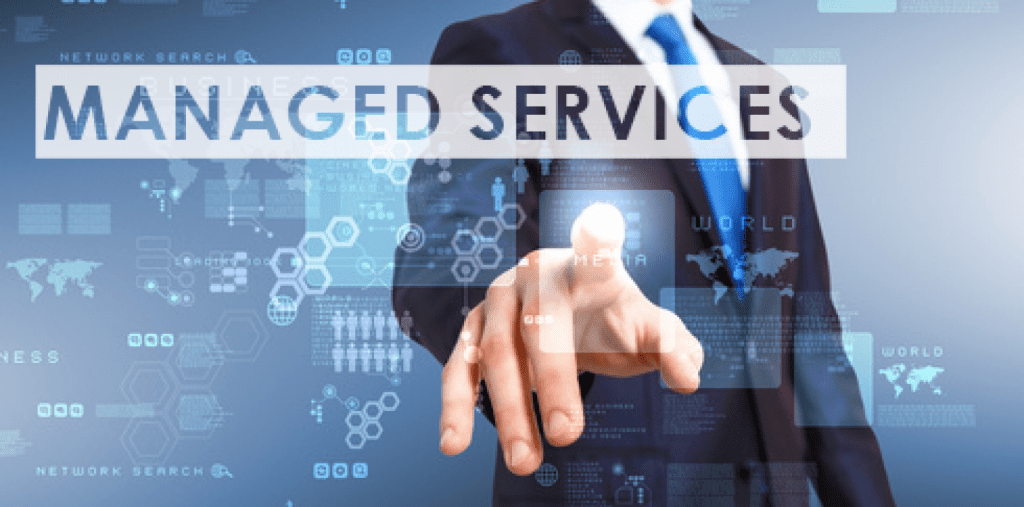 PEI's managed Services