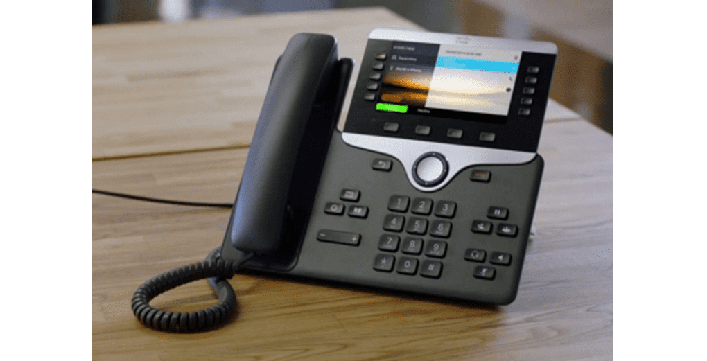 Cisco IP Phone ready for QOS marking