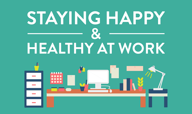stay healthy at work words