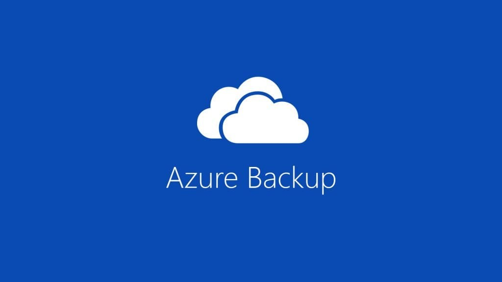 Azure Backup features logo