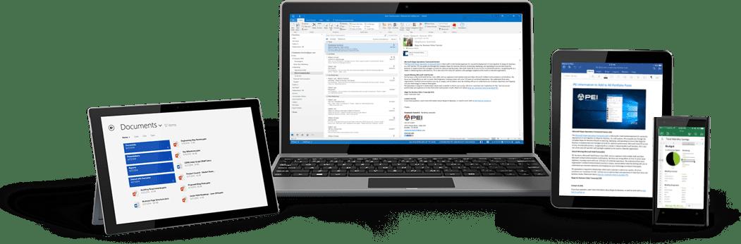 Microsoft 365 Devices