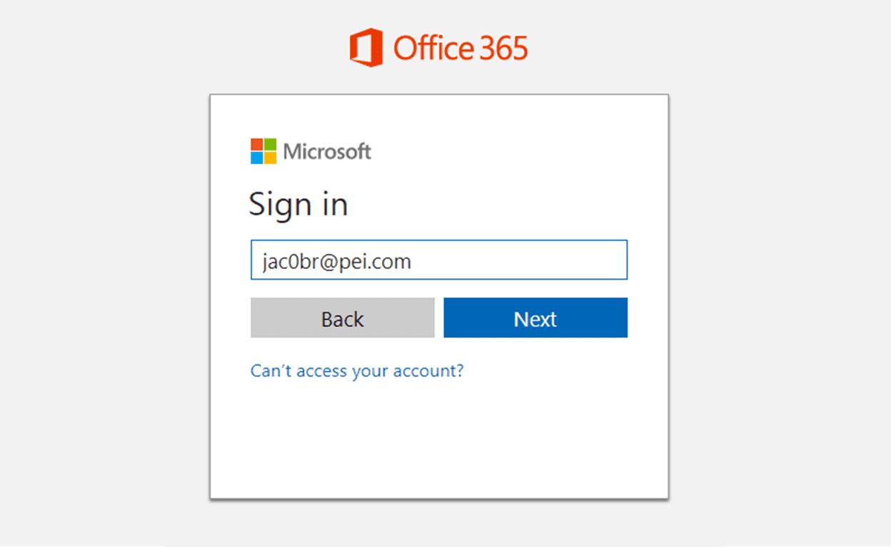 Office 365 New Sign In Experience Is Way Better Than You