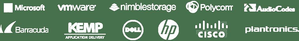 PEI Vendor Management Services logos