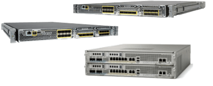 Cisco ASA enterprise devices