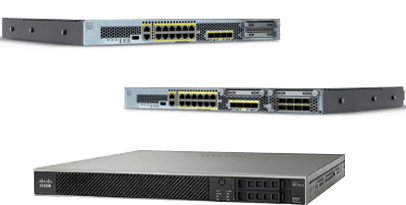 Cisco next-gen firewalls for midrange businesses