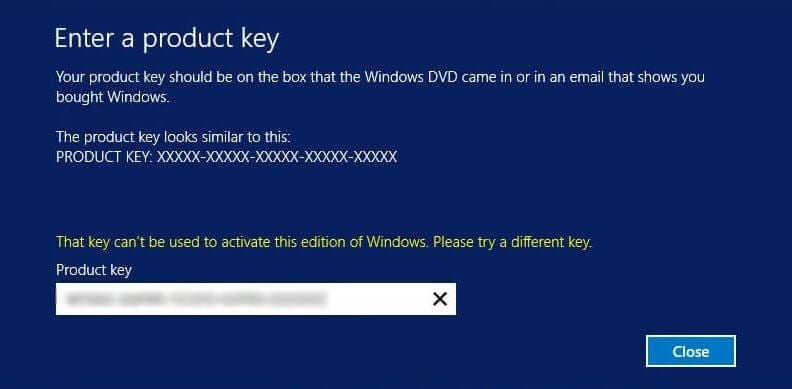 Windows Server Evaluation Upgrade