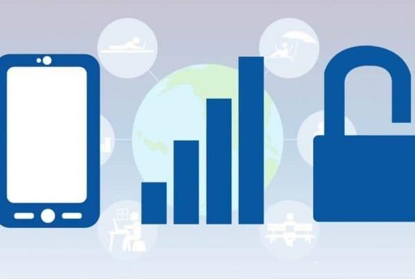 Multi-Factor authentication graphic