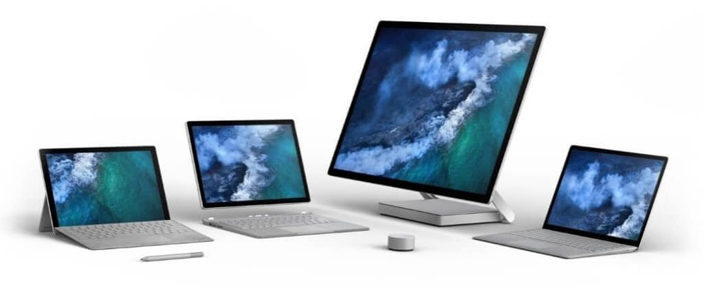 New Computer Microsoft Devices