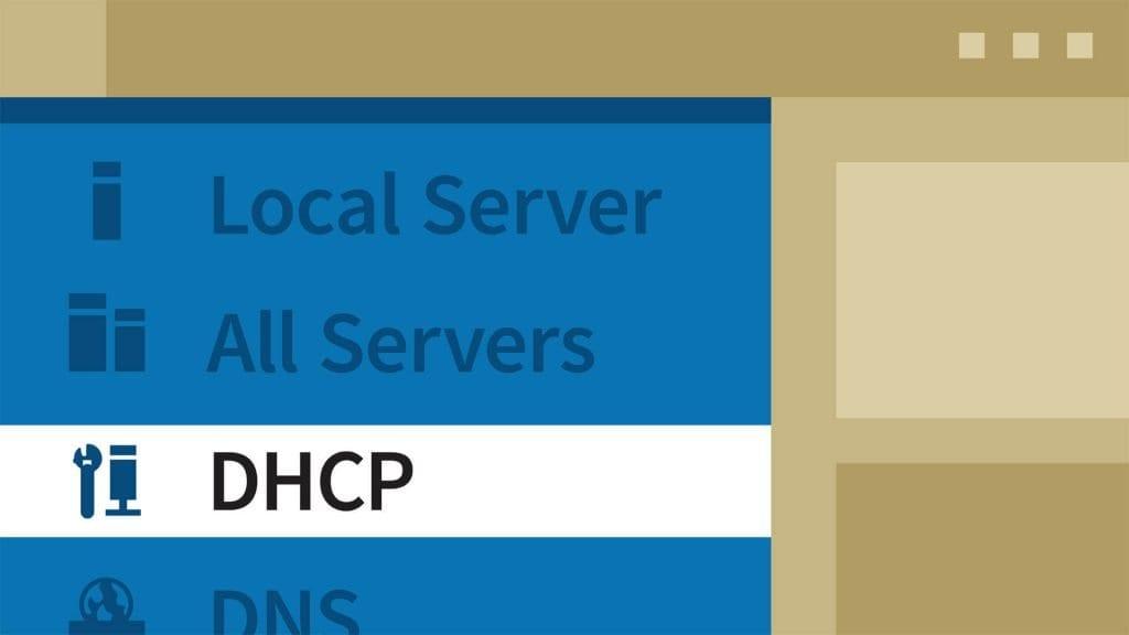 Windows Server DHCP Migration