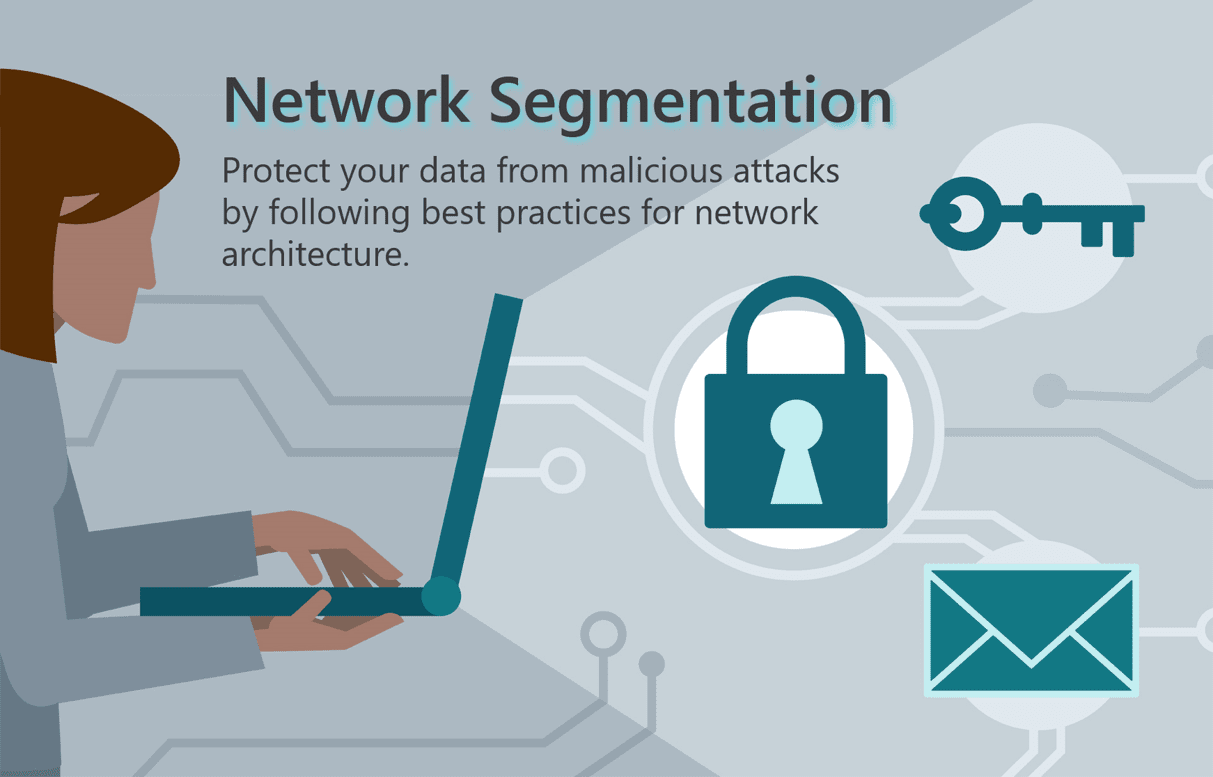 network segmentation IT Security best practices