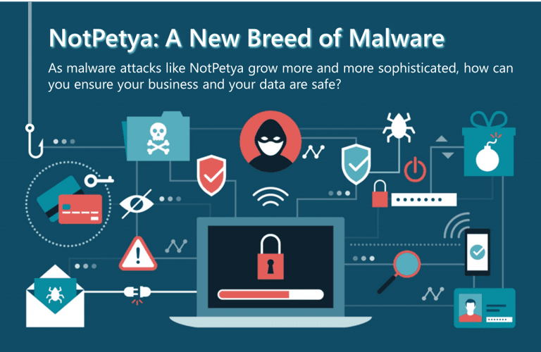 notpetya modern malware