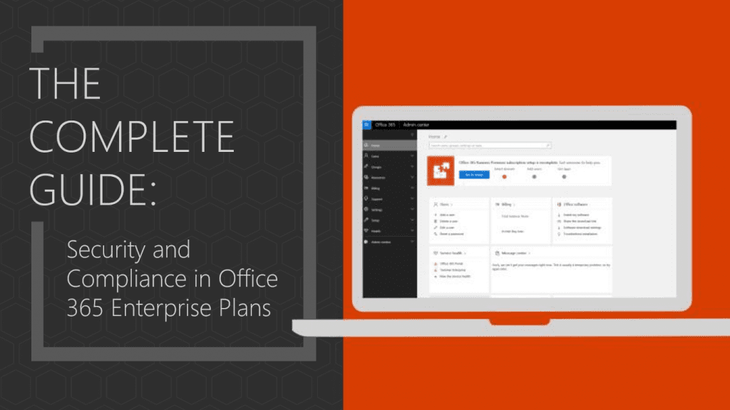 Office 365 Enterprise Security