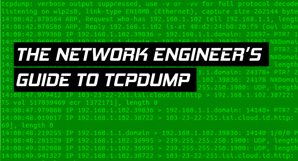 TCPDump Commands Guide
