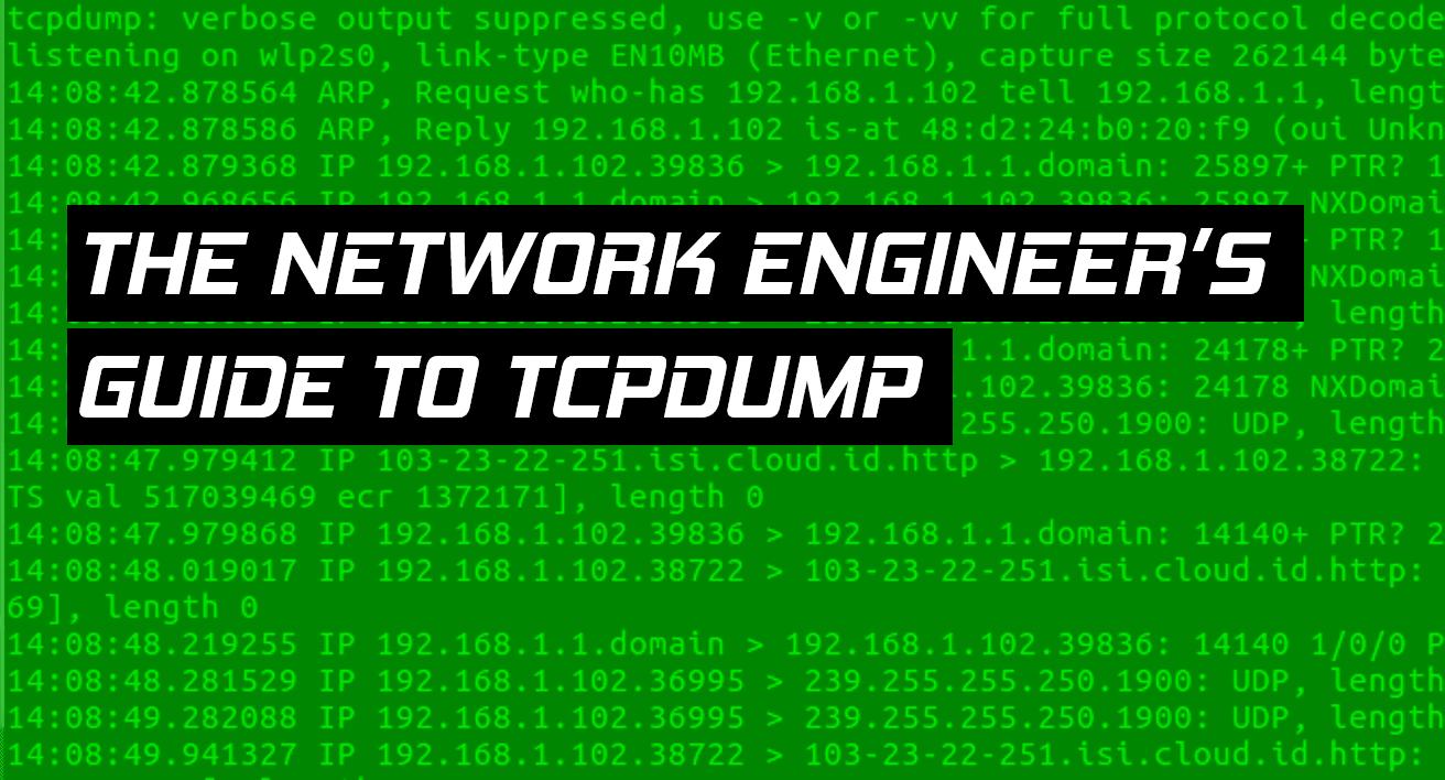 TCPDump Commands Guide