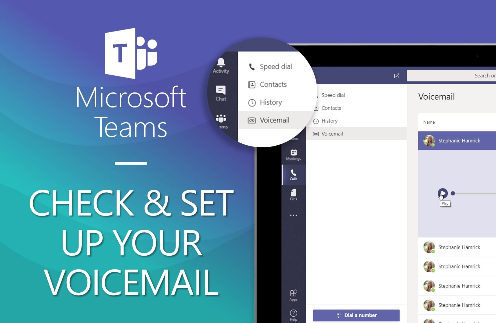 Video How To Set Up And Check Your Voicemail In