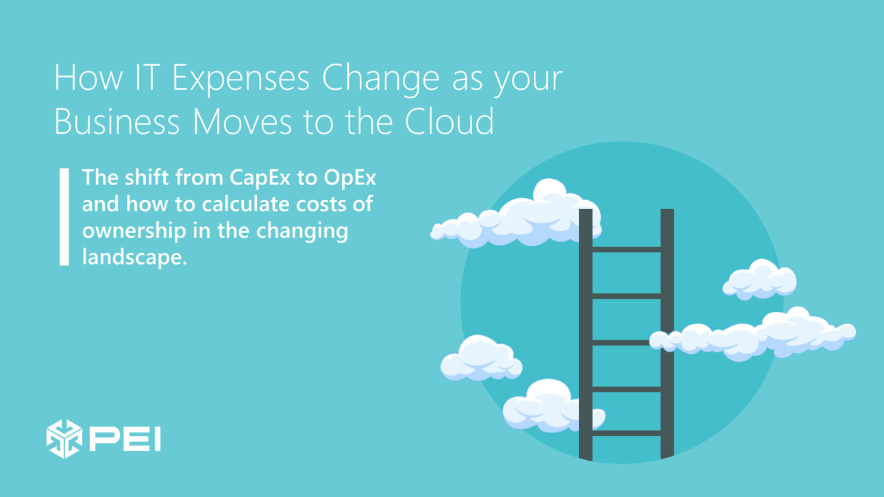 Costs of Moving to the Cloud