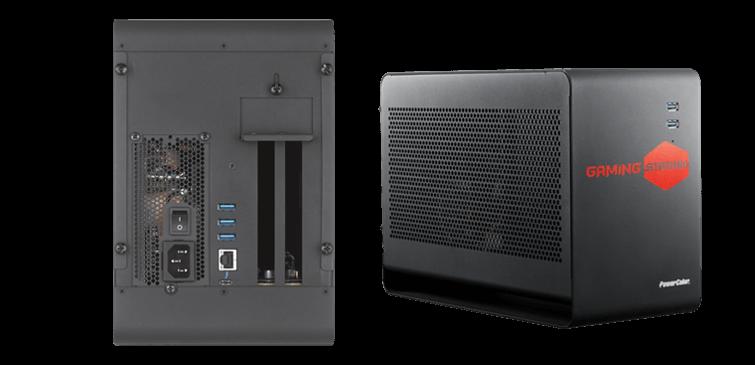 Thunderbolt 3 External GPU Laptop docking station