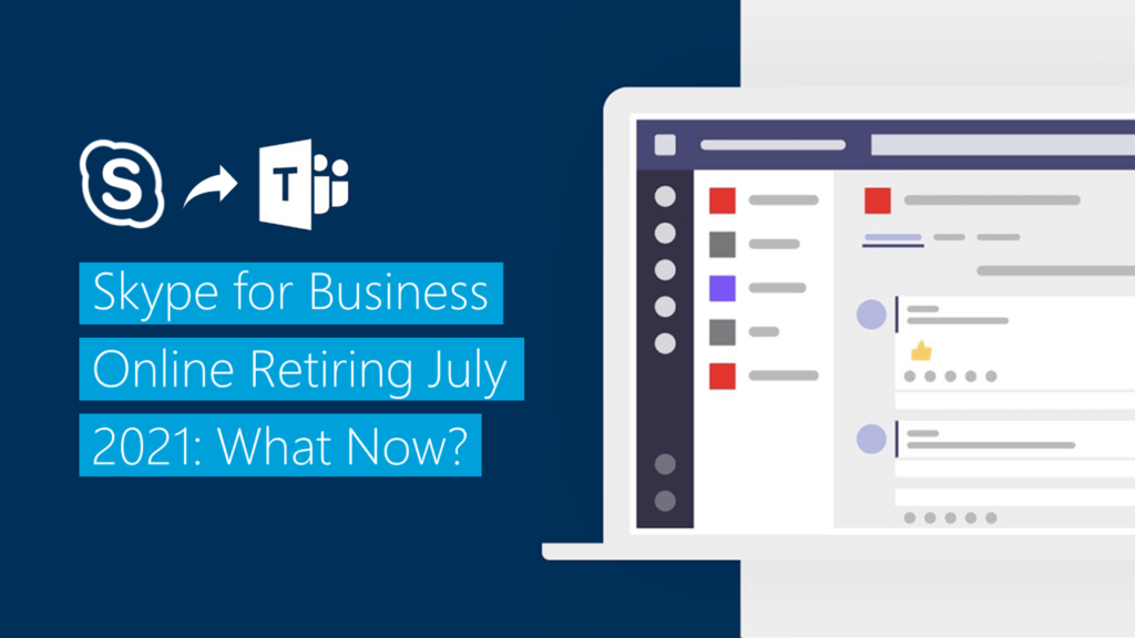 Skype for Business Online Retiring