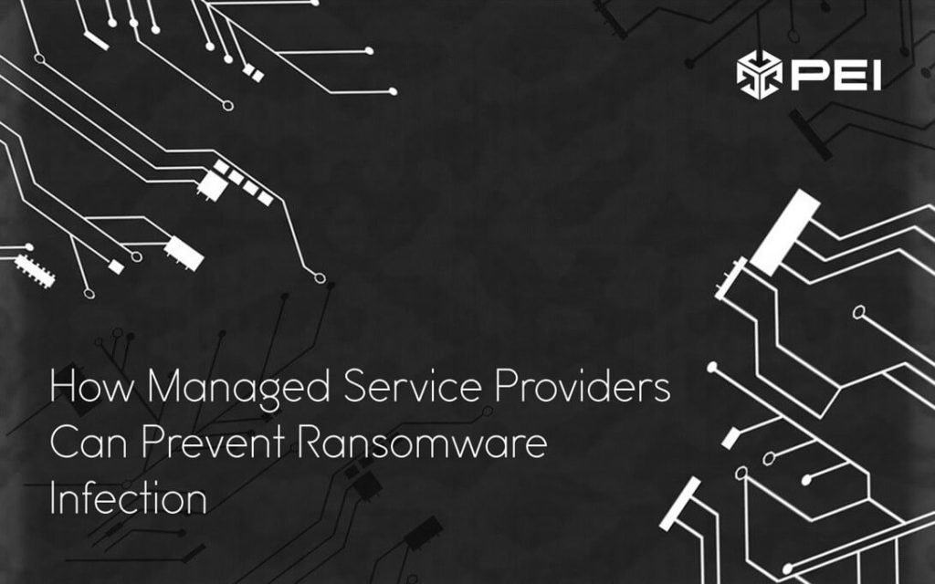 Managed Service Providers prevent ransomware