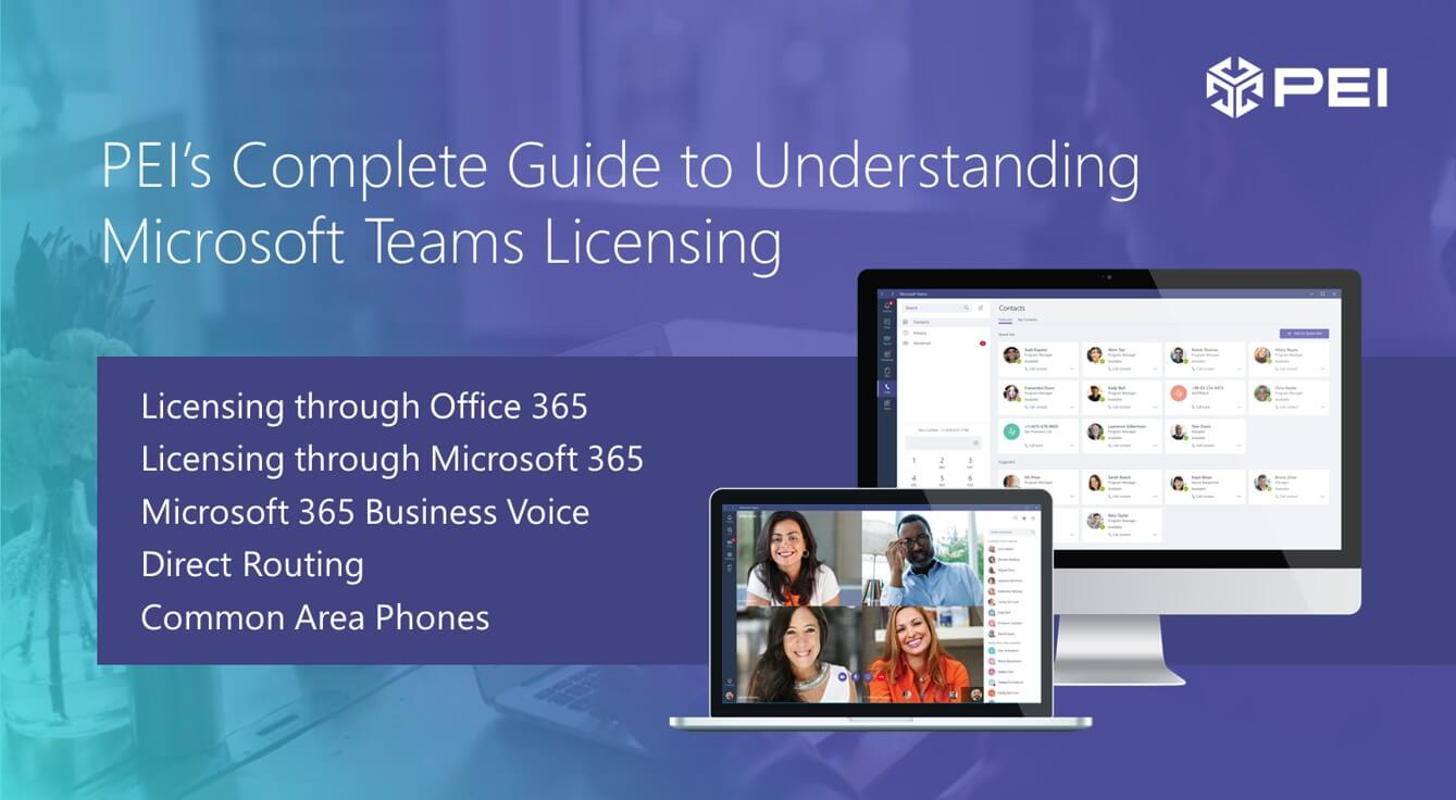 Microsoft Teams Licensing Guide