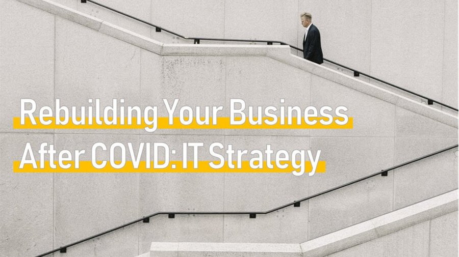 How to Rebuild Business after COVID