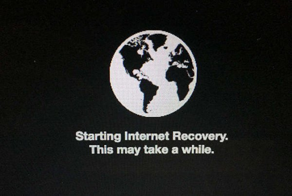 Internet Recovery Mode Mac