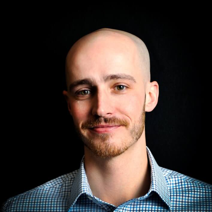 Managing Director of Client Relations Portrait