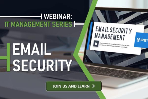 Email Management Webinar