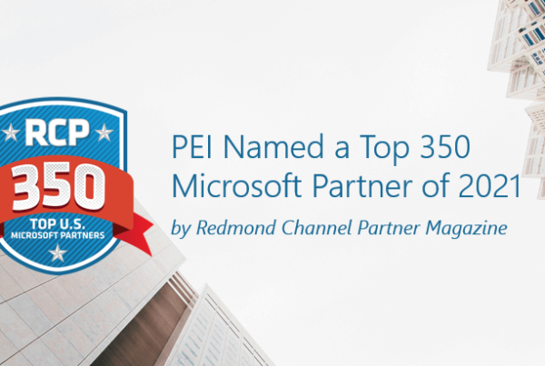 PEI top Microsoft Gold Partner