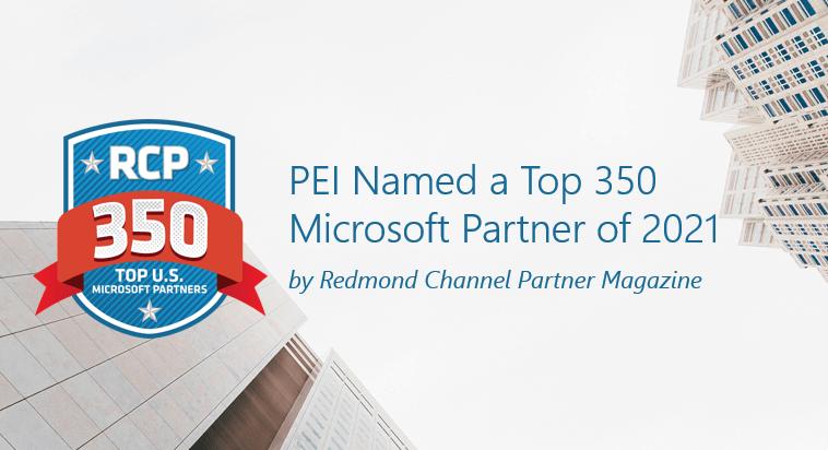 PEI top Microsoft Gold Partner