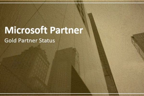 Go For Gold with a Microsoft Gold Partner